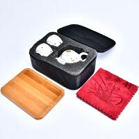 手绘日式旅行茶具套装小泡花茶壶快客杯子便携女茶具陶瓷红茶礼品