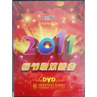 原装正版 CCTV中央电视台:2011春节联欢晚会 2DVD 春晚 光盘