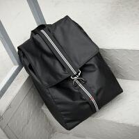 简约男女防水户外旅行双肩背包时尚青年双肩包新款学生书包电脑包