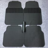 汽车乳胶脚垫硅胶脚垫橡胶脚垫车保护垫通用款防水无异味通用脚垫