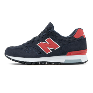 New Balance/NB 2017新款男女子复古运动休闲跑步鞋 ML565NTW/ML565KBW