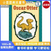 英文绘本 原版进口  Oscar Otter  *奥斯卡(I Can Read,Level 1) [4-8岁]
