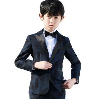 儿童西装套装男三件套男孩西装礼服男童套装中大童演出服男童西装