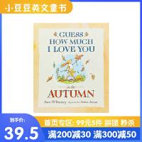 #英文原版绘本 Guess How Much I Love You in the Autumn 猜猜我有多爱你秋季篇 廖