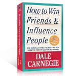 英文原版小说 戴尔 卡耐基 人性的弱点 人际关系 沟通技巧How to Win Friends & Influence