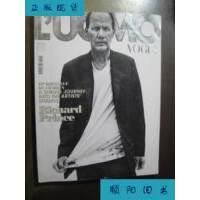 【二手旧书9成新】VOGUE L'UOMO 男装杂志 JUNE 2009