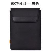 .6寸电脑内胆包 寸惠普苹果笔记本保护套 .3 .6男女士 升级版黑色 10寸