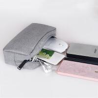 数码配件收纳包 旅行收纳鼠标数据线移动电源保护袋U盘耳机充电器整理盒