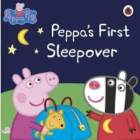 英文原版 小猪佩奇:佩奇第一次在外过夜 Peppa Pig: Peppa's First Sleepover