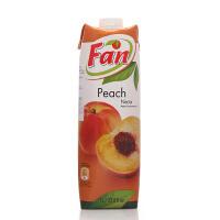 【中粮海外直采】Fan纯果芬桃汁饮料1L*6(塞浦路斯进口 盒)