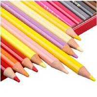 日本UNI三菱880单支彩色铅笔36种颜色彩铅 三菱彩色铅笔 木杆绘画铅笔36色可选
