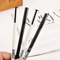 晨光金属中性笔 金属狂潮铁杆0.5mm签字笔 晨光文具 AGPA1601