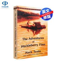英文原版 哈克贝利.费恩历险记 The Adventures of Huckleberry Finn 马克・吐温 Mar