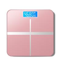 usb充电电子称体重秤健康减肥称重精准人体秤婴儿夜视体重计