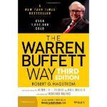 英文原版 巴菲特投资之道第3版 The Warren Buffett Way