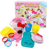 简单爱HelloKitty 凯蒂猫玩具巧克力派对制作机KT-50059 儿童女孩过家家手工
