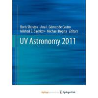 【预订】UV Astronomy 2011 9789401779111