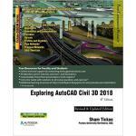 【预订】Exploring AutoCAD Civil 3D 2018 9781942689966