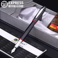 专柜正品pimio毕加索钢笔907蒙马特钢笔/墨水笔/铱金笔 黄/红与黑