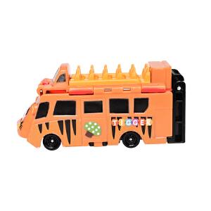 [当当自营]BANDAI 万代 反反变身车-小熊维尼巴士变身跳跳虎巴士 BANC74003