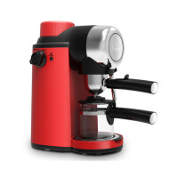 商用全半自动蒸汽式打奶泡意式咖啡机家用