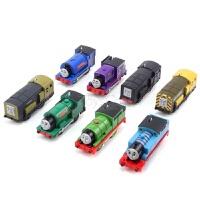 现货费雪托马斯电动小火车头亨利史蒂芬培西多美通用儿童玩具火车抖音 不含轨道
