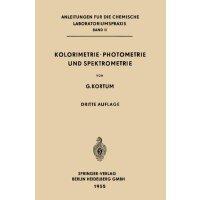【预订】Kolorimetrie . Photometrie Und Spektrometrie: Eine Anle