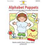 【预订】Alphabet Puppets: Hands-On Alphabet Skills for Early Le