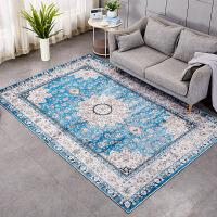 客厅地毯欧式茶几沙发家用简约水洗卧室满铺床边垫北欧客厅大地毯