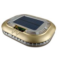 太阳能车载空气净化器车载车用汽车净化器车内除香薰去烟异味