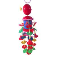 ?吊铃上弦发条上链风铃旋转传统经典婴幼儿童玩具音乐床铃?