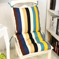 冬季可爱办公室椅子靠垫子一体卡通加厚学生座椅坐垫椅垫座垫 40X78cm加厚连体式