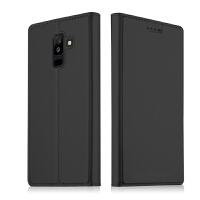 20190702072132680三星A6 2018商务手机壳GALAXY 2018 PLUS翻盖插卡手机皮套