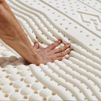 天然乳胶床垫5cm 10cm 橡胶床垫双人1.8米定制 1 1