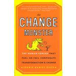 CHANGE MONSTER, THE(ISBN=9780609808818) 英文原版