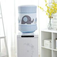 田园布艺饮水机桶套单件家用纯净水桶罩子大桶水桶套韩式风格 饮水机罩【单套】