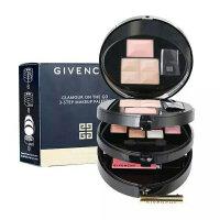 纪梵希(GIVENCHY)彩妆盒综合彩盘 眼影+修容+腮红三层便携套装