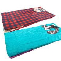 儿童睡袋户外旅行露营春夏秋季保暖便携学生午休防踢被睡袋