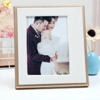 欧式相框摆台 婚纱影楼儿童照片框相架横竖可放像框