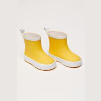 女婴幼童秋冬新款雨靴儿童雨鞋水鞋女 18.5 120