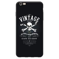 iPhone6手机壳手机套苹果6日韩卡通保护套iphone6s彩绘硅胶外壳