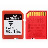 易享派 wifi 16G SD卡高速WIFI 16G Class10 WIFISD卡 16g ez sh@re 无线S