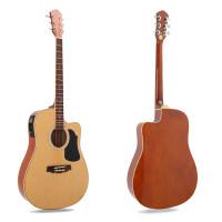 ?微瑕疵处理36 38寸39 40 41寸吉他民谣单板吉他电箱吉他?