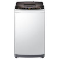 Haier/海尔 7.5公斤 全自动波轮洗衣机 海立方内桶 漂甩合一 智能称重量衣进水 预约洗EB75M29