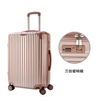 学生密码箱行李箱拉杆箱男女20万向轮旅行箱24韩版26皮箱子28寸潮