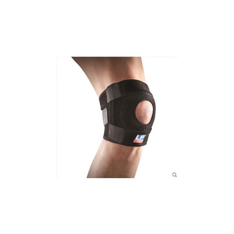 膝盖关节防护骑行登山跑步网球男士女护膝四弹簧护膝运动篮球护具 品质保证,支持货到付款 ,售后无忧