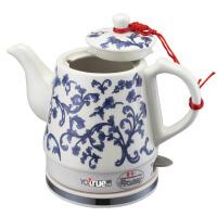 青花陶瓷自动断电烧水壶泡茶壶电热水壶