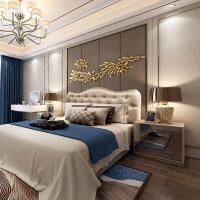 家居生活用品床头板软包大靠背床围靠垫自粘儿童防撞炕围子软包床头榻榻米墙贴