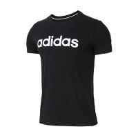 Adidas阿迪达斯 男装 NEO运动休闲透气短袖T恤 DW7911
