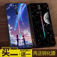 努比亚红魔mars手机壳 努比亚 红魔mars游戏手机保护套 红魔mars电竞手机 NX619J 手机壳套 卡通硅胶保